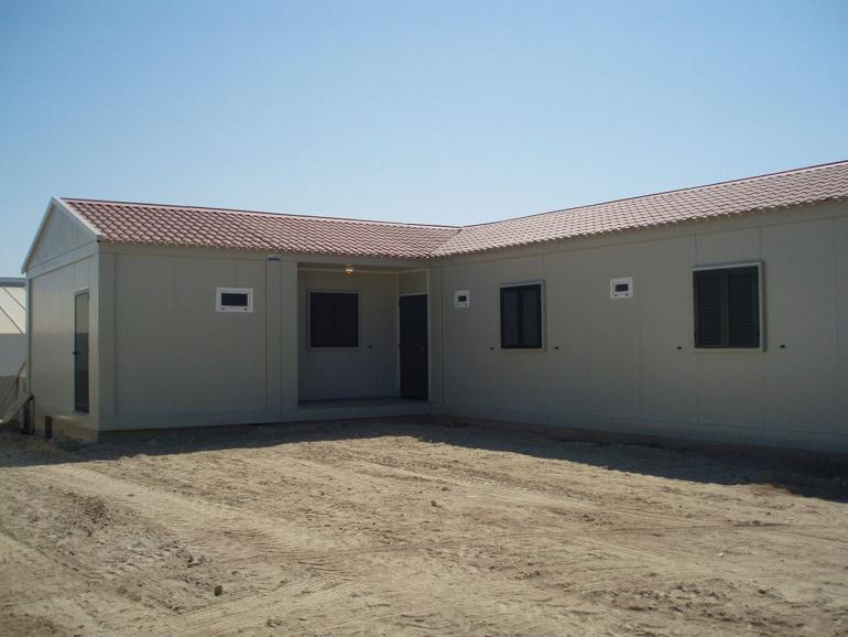 Habitação temporária